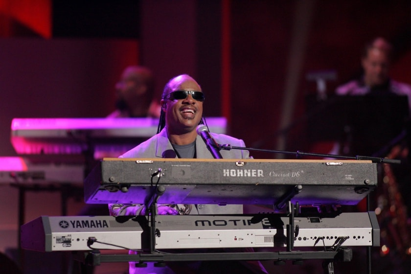Stevie Wonder's Separation With His Wife