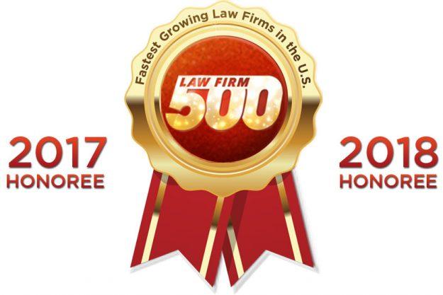 Keystone Law Firm Awards