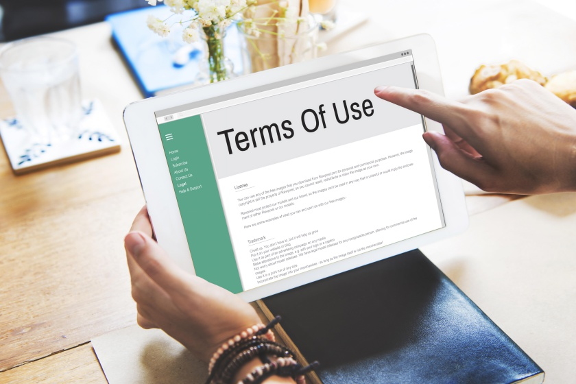 Keystone Law Firm & Its Terms Of Use